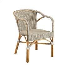 Grey Paley Bistro Chair