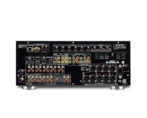 7.2 Channel 4K & 3D Pass Through AV Preamp/Processor with Networking and AirPlay - Display Unit at Sugar Land Store