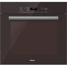 """30"""" H 6280 BP PureLine Truffle Brown DirectSelect Convection Oven"""