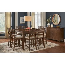 GATHER HEIGHT LEG TABLE