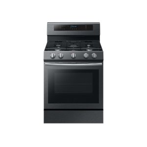 SAMSUNG5.8 cu. ft. Freestanding Gas Range with True Convection