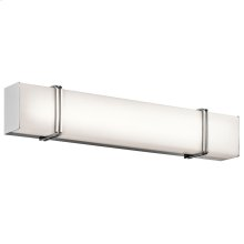 """Impello Collection Impello 30"""" Linear LED Bath Light CH"""