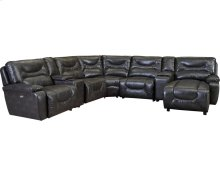 Cruz Reclining Sectional