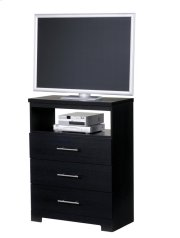 3-Drawer Media Console Product Image