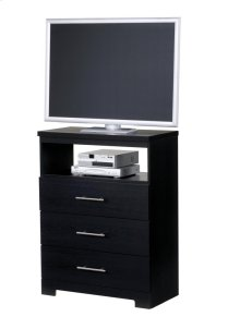 3-Drawer Media Console