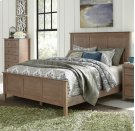 Lancaster Bed Taupe Gray Product Image