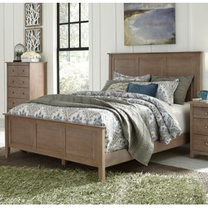JOHN THOMAS FURNITURELancaster Bed Taupe Gray