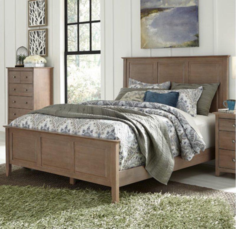 Bd09702qhbd09702qfbd09504qr In By John Thomas Furniture Lynchburg Va Lancaster Bed Taupe Gray