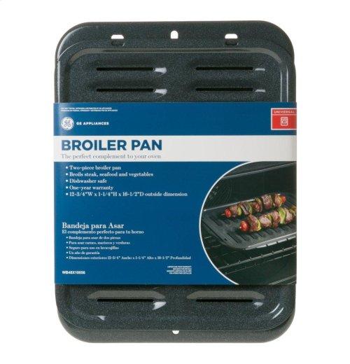 Universal Range Broiler Pan