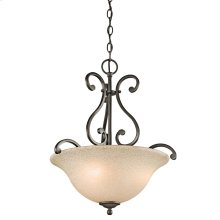 Camerena Collection Camerena 3 Light Inverted Pendant OZ