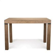 Mirabelle Counter Height Dining Table Ecru finish