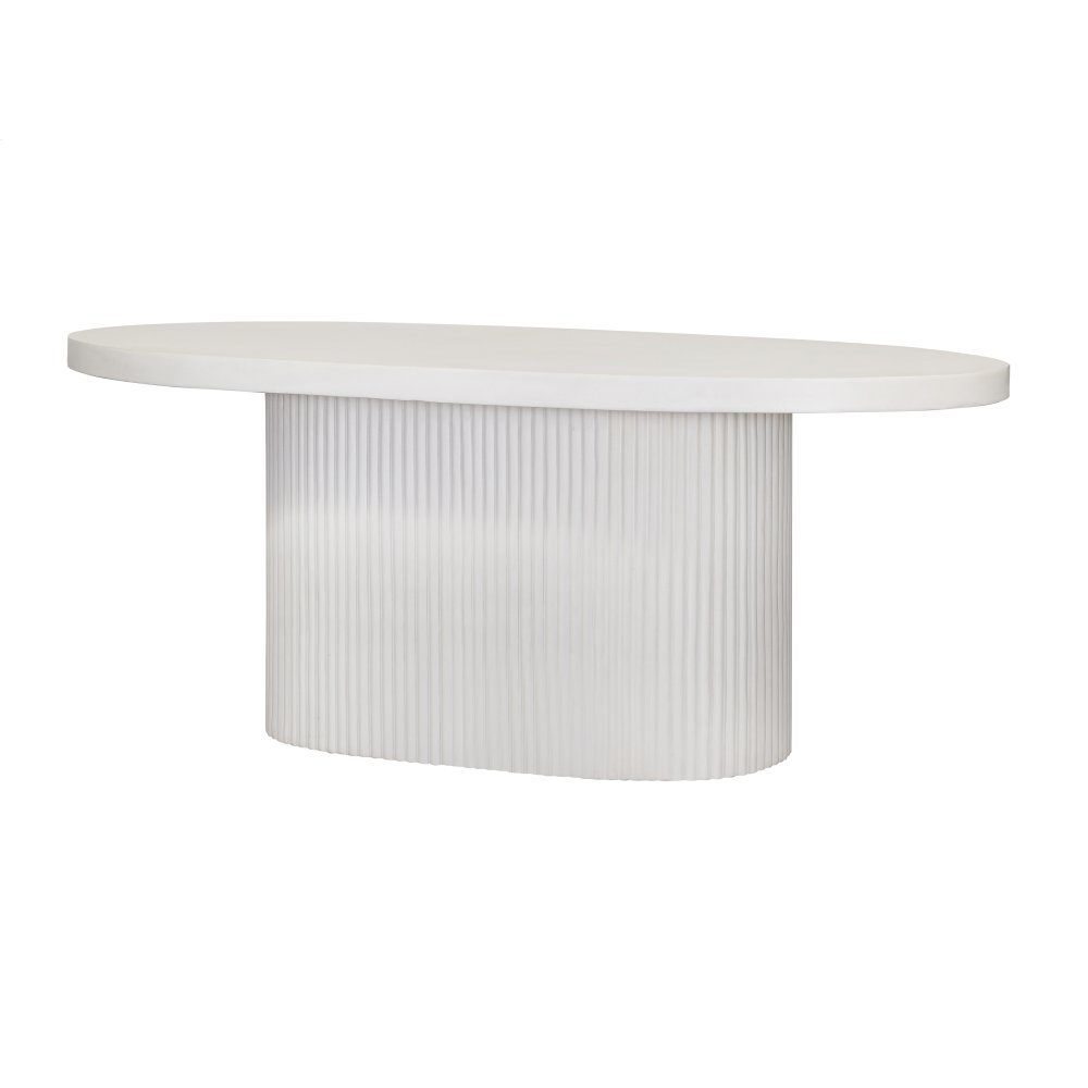 Wave Concrete Dining Table