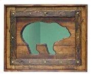 Bear Mirror Product Image