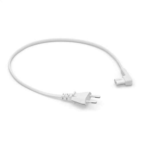 White- Extend the reach of your speaker with a longer cable, eliminate excess cord slack with a shorter cable, or replace your standard cable.