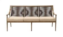 Sofa W/seat Cushion Sunbrella Spectrum Sand#48019