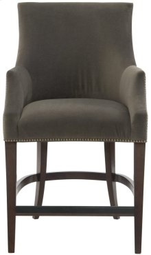 Keeley Counter Stool in Cocoa