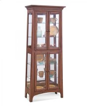 12562 LANCASTER III CURIO CABINET Product Image