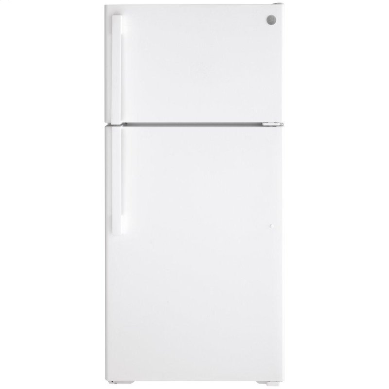 ENERGY STAR® 15.6 Cu. Ft. Top-Freezer Refrigerator