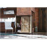 3 Drawer, 1 Sliding door, 1 Door Gentleman's Chest Product Image