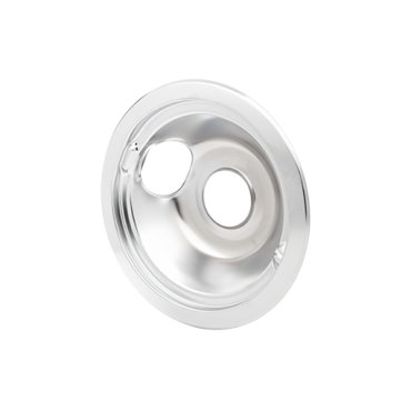 Smart Choice 6'' Chrome Drip Bowl, Fits Specific