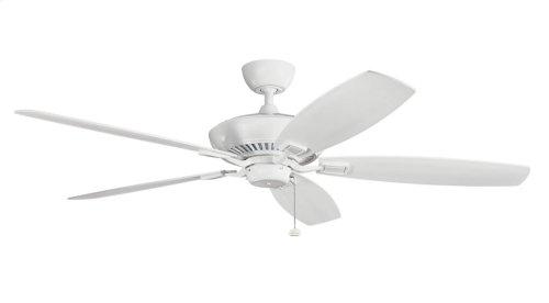 "Canfield XL 60"" Fan White"