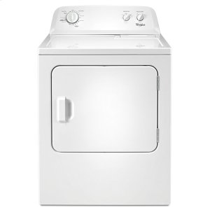 7.0 cu.ft Top Load Electric Dryer with Wrinkle Shield -
