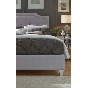 Grey Uph Headboard, 6/6