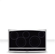 36'' Induction Hybrid Cooktop