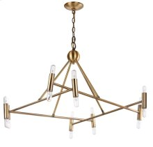 Hegarty Chandelier - Gold