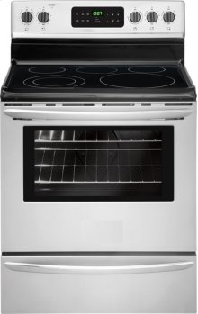 5.4 cu. ft. Oven Capacity Electric Range