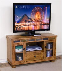 Sedona TV Console W/game Drawer
