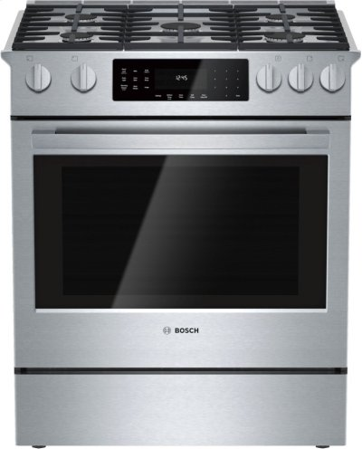 Benchmark Series, All-Gas Slide-In Range Product Image