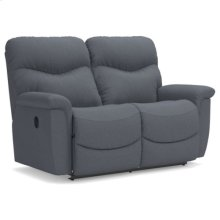James La-Z-Time® Full Reclining Loveseat
