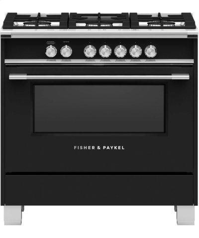 """Gas Range, 36"""" Product Image"""
