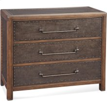 Raylan Metal Hall Chest