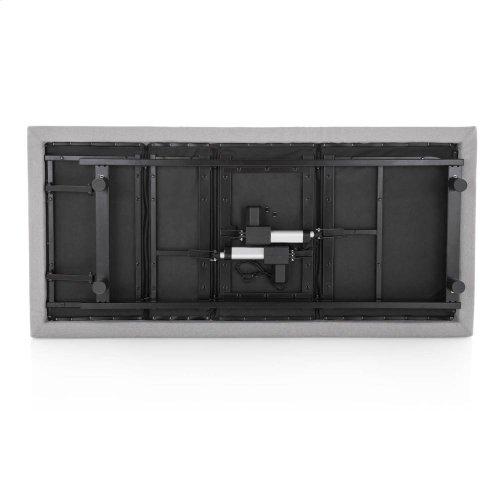 E410 Adjustable Bed Base - 1-piece King
