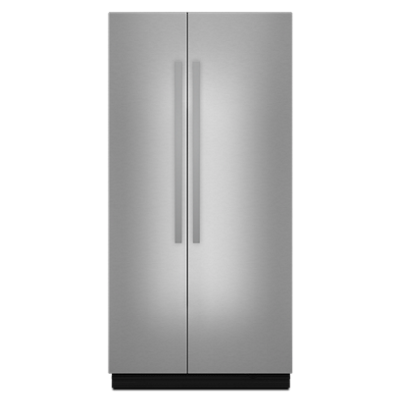 "JennairNoir 42"" Fully Integrated Built-In Side-By-Side Refrigerator Panel-Kit"