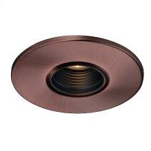 TRIM,4IN PINHOLE - Satin Copper
