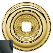 Oil-Rubbed Bronze Knob Back Plate