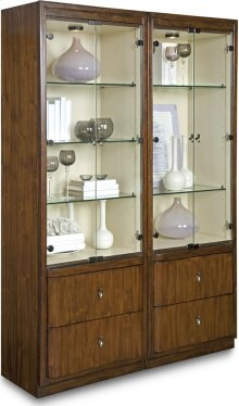Vista Display Cabinet