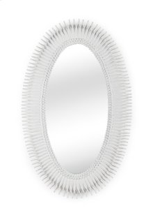 Lucius Mirror - White