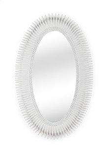 Lucius Mirror - White