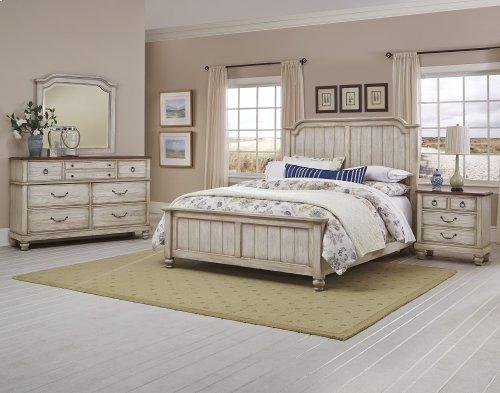 Mansion Bed - Queen