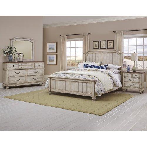 Arrendelle - Mansion Bed - Queen