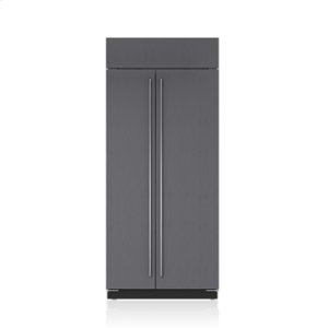 "Sub-Zero36"" Classic Side-by-Side Refrigerator/Freezer - Panel Ready"
