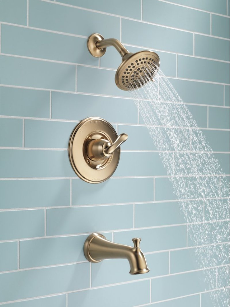 T14494CZ in Champagne Bronze by Delta Faucet Company in New York ...