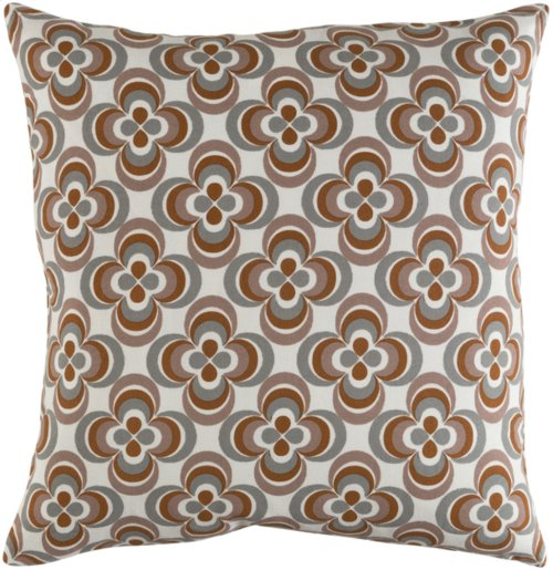 """Trudy TRUD-7138 18"""" x 18"""" Pillow Shell with Down Insert"""