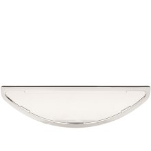 Replacement Dispenser Drip Tray Frame - Brushed Aluminum