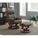 Chair With Ottoman Product Image