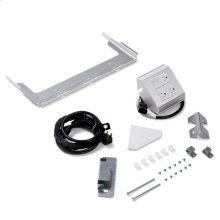 "Electric Accessory With Three Plugs and A Switch for Use In 14"" H X 21"" D V14, Adorn and Adorn II Vanities"